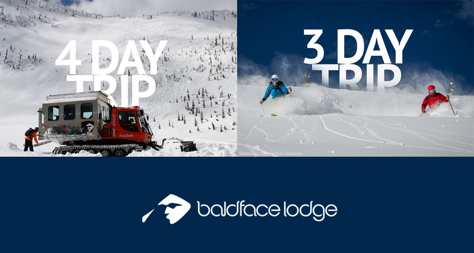 Baldface Lodge Catskiing has a few open spots. Does one have your name on it?