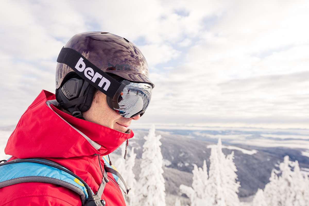 Wrap Your Brain in Carbon Fibre with Bern Unlimited's New Carbon Helmet